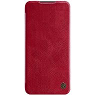 Nillkin Qin kožené pouzdro pro Xiaomi Redmi Note 8 Pro Red - Pouzdro na mobilní telefon