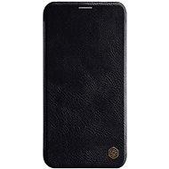 Nillkin Qin Book pro Apple iPhone 11 black - Pouzdro na mobilní telefon