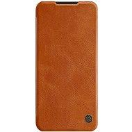 Nillkin Qin pro Xiaomi Redmi Note 8T Brown