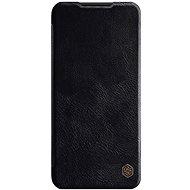 Nillkin Qin pro Xiaomi Redmi Note 8T Black - Pouzdro na mobil