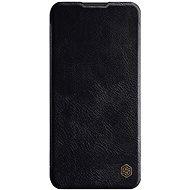 Nillkin Qin kožené pouzdro pro Samsung Galaxy A11 Black - Pouzdro na mobil