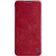 Nillkin Qin kožené pouzdro pro Samsung Galaxy A11 Red - Pouzdro na mobil