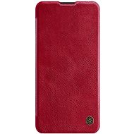 Nillkin Qin kožené pouzdro pro Huawei P40 Pro Red - Pouzdro na mobil
