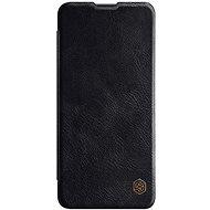 Nillkin Qin pro Samsung Galaxy A31 Black - Pouzdro na mobil