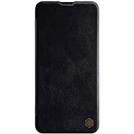 Nillkin Qin kožené pouzdro pro Samsung Galaxy A20s Black - Pouzdro na mobil