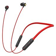 Nillkin Soulmate NeckBand Stereo Wireless Bluetooth Earphone Red - Sluchátka s mikrofonem