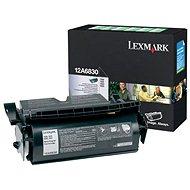 LEXMARK 12A6830 černý - Toner