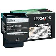 LEXMARK C540H1KG černý - Toner