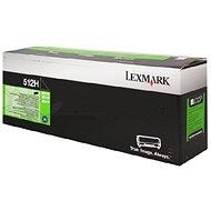 LEXMARK 51F2H00 černý - Toner