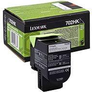 LEXMARK 70C2HK0 černý - Toner