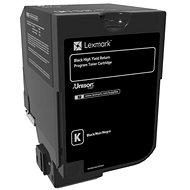 LEXMARK 74C2HK0 černý - Toner
