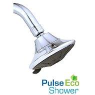 Úsporná multi sprcha Pulse ECO Shower 8l chrom fixní - Sprchová hlavice
