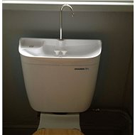 Adapter for toilet bowls combi