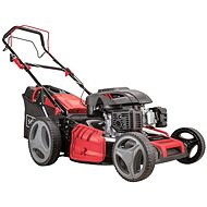 Scheppach MS 173-51 - Multifunctional Lawn Mower 4-in-1 for Large Lawns with Self-drive - Petrol Lawn Mower