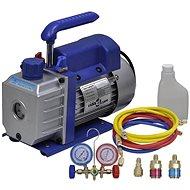 Single-stage Vacuum Pump with 2-way Meter - Pump