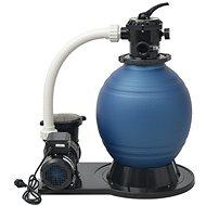 Písková filtrace s čerpadlem 1000 W 16800 l/h XL - Filtrace
