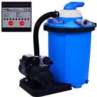 Pískové filtrační čerpadlo s časovačem 550 W 50 l - Filtrace