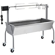 Electric barbecue grill stainless steel - Grill