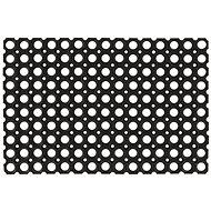 Gumové rohože 2 ks 16 mm 60×80 cm