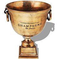 Pohár, chladící nádoba na šampaňské měď hnědá 243498 - Nádoba