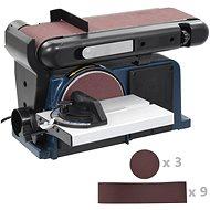Electric belt and disc sander 370 W 150 mm