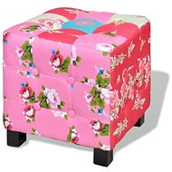 Patchwork ottoman country style quality