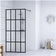 Zástěna do průchozí sprchy tvrzené sklo 118 x 190 cm - Zástěna