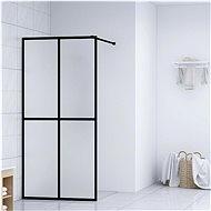 Zástěna do průchozí sprchy tvrzené sklo 80 x 195 cm - Zástěna