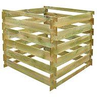 Kompostér Laťkový kompostér 0,54 m3 čtvercový dřevo