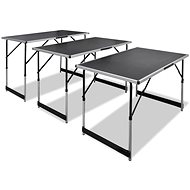 Wallpapering Table 3 pcs Folding Height Adjustable - Workbench