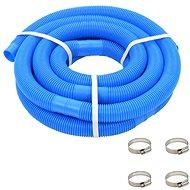 Bazénová hadice se svorkami modrá 38 mm 6 m - Bazénová hadice