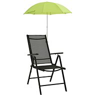 Umbrellas for camping chairs 2 pcs green 105 cm - Sun umbrella