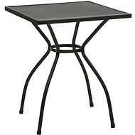 Bistro stolek 60 x 60 x 70 cm ocelové pletivo