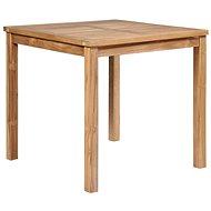 Zahradní stůl 80 x 80 x 77 cm masivní teakové dřevo