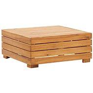 Partial Table 1 piece Solid Acacia Wood