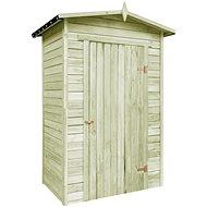 Zahradní domek na nářadí impregnované borové dřevo - Zahradní domek