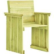 Zahradní židle impregnované borové dřevo 49033 - Zahradní židle