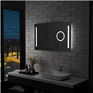 Bathroom Mirror with LED Lights and Touch Sensor 100x60cm - Mirror