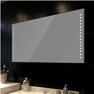 Bathroom Mirror with LEDs, Wall-mounted, 100 x 60cm (L x H) - Mirror