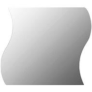 Wall Mirrors 8 pcs 20 x 20cm Corrugated Glass