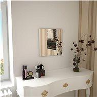 Wall Mirror 40 x 40cm Square Glass - Mirror