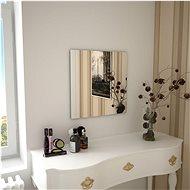 Wall Mirror 50 x 50cm Square Glass - Mirror