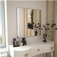 Wall Mirror 70 x 70cm Square Glass - Mirror