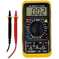 Solight V16 žlutý - Multimetr