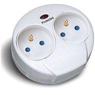 Solight 576J bílá do zásuvky - Přepěťová ochrana