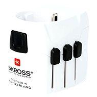 SKROSS WORLD PRO Light USB PA46 - Cestovní adaptér