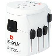 SKROSS PRO World & USB PA41 - Cestovní adaptér