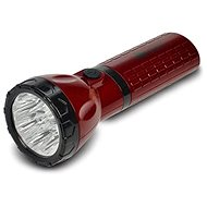 Solight rechargeable LED flashlight red-black - Flashlight