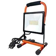 Solight LED reflektor PRO se sklopným stojanem - LED reflektor