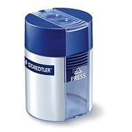 STAEDTLER na 2 tužky se zásobníkem, modré - Ořezávátko